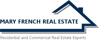 Mary French Real Estate Logo